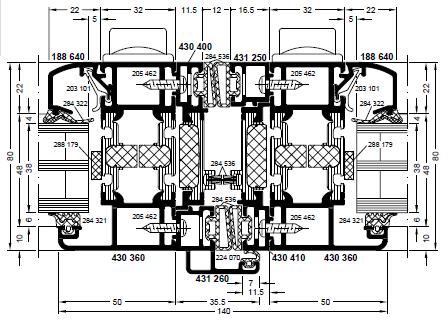 Klizni sistemi - ASF System